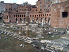 De markten van Trajanus
