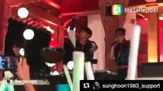 #Repost @sunghoon1983_support ・・・ [ VIDEO #9 ] #MnetTV program #SingStreet Date : 17/10 at 19:00 #SungHoon#ROIshows #EDMwith#DJ#parkmyeongsu #싱스트리트#엠넷#성훈#박명수 ... #repost & thank you 감사합니다  @lhygemini ^^