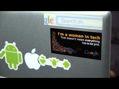 ▶ Girls in a Tech World: Endless Possibilities of Computer Science - YouTube