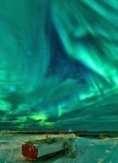 Northern lights in Norway by julekinz