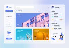 Dashboard Interface, Web Dashboard, Dashboard Design, User Interface Design, Free Dashboard Templates, Student Dashboard, Web Ui Design, Online Web Design, Form Design