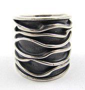 CaVaS silver ring