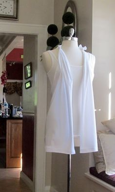 T-shirt vest...I may have to try this!