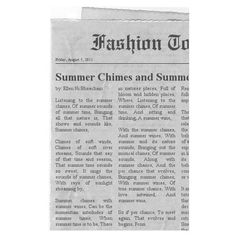 The Newspaper Clipping Image Generator - Create your own fun newspaper ❤ liked on Polyvore featuring fillers, books, text, backgrounds, accessories, magazine, embellishments, doodle, scribble and saying
