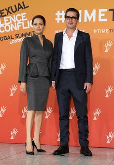 Finally!  ------------------------------------ I just reacted to Angelina Jolie and Brad Pitt Are Married — New Details!. Check it out!