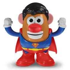This is such a cute Mr. Potato head!