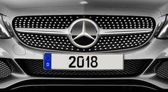 El Mercedes Clase C 2018 ya asoma el morro: nuevo diésel y motores AMG más potentes (vídeo)