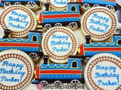 The Cookie Train is Coming - Time Lapse Cookie Video! Penn Stater