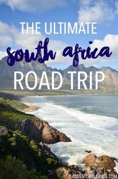 I cannot stop raving about my South Africa road trip.  This road trip along the Garden Route and Eastern Cape was, hands down, one of the best trips of my life.  The great thing about this trip is that it's easily replicable — and incredibly affordable!  I have included every detail here to help you plan your trip.