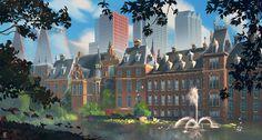 The Art Of Animation, Edwin Rhemrev - http://rhemrev.weebly.com