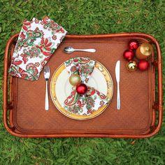 Set de servilletas colección Navidad 2015