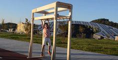 El ejercicio con #escaleras de #braquiación facilita la expansión de la caja torácica, consiguiendo un mayor desarrollo y madurez de los pulmones, lo que significa esencialmente, una sola cosa: MÁS OXÍGENO PARA EL CEREBRO.