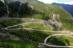 Transfagarasan road by mircea.az on YouPic Canon Eos, Landscape, Scenery, Corner Landscaping