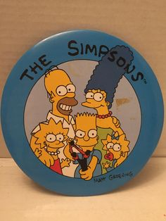 (TAS012710) - The Simpsons Pin