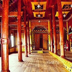 Pagaruyung Palace, Bukit Tinggi, West Sumatra, Indonesia