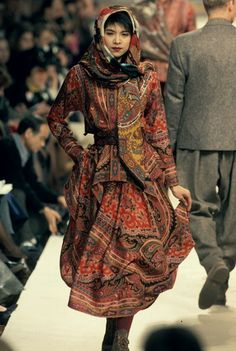 KENZO: Fashion in Motion at the V&A | Pattern London