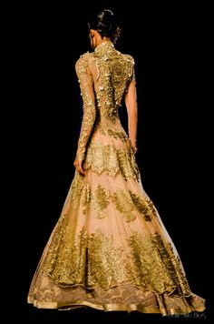 Gaurav Gupta Lightfall Delhi Couture Week 2013