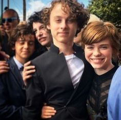 Finn and Jack back there