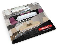 Atlanta Mobilya Katalog Tasarımı #katalog #grafikhane #mobilya #tasarım
