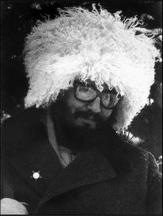 Una foto muy poco conocida de Fidel, hecha por Korda en la URSS