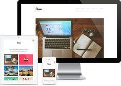 Breve - WordPress Theme-lt port