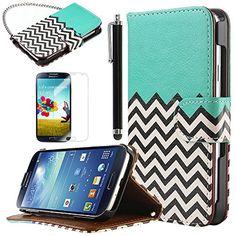 ULAK Samsung Galaxy S4 Case with Built In Stand and Card Slots + Screen Protector + Stylus (Follow the Sky) ULAK http://www.amazon.com/dp/B00M6RQ6YO/ref=cm_sw_r_pi_dp_ryx7tb0TNDEEW