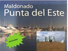 Punta del Este, Uruguay, Sur América. VAcaciones de Invierno. Weather, Winter Holidays, Culture Travel, Uruguay, Countries, Cities, Weather Crafts
