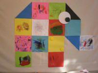 Elmer - voor boven de thematafel
