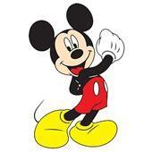 Painel de EVA Mickey 37 X 56 CM