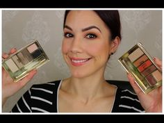 Just bought these exact pallets! eek!  Milani Everyday Eyes Palette Tutorial - YouTube