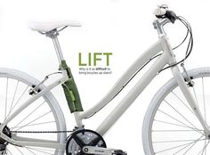 Bike-Carrying Aids - The Samantha Del Rosario Lift Strap Eases Moving Cycles