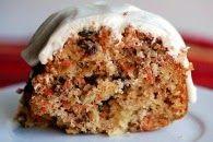 Guilt Free Carrot Cake