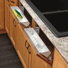 Kitchen Drawer Organization, Diy Kitchen Storage, Kitchen Drawers, Kitchen Decor, Basement Kitchen, Kitchen Tables, Kitchen Paint, Kitchen Drawer Inserts, Under Cabinet Drawers