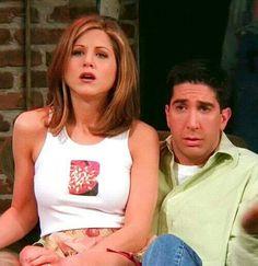 Ross and Rachel Friends Tv Show, Friends Season 3, Friends Cast, Friends Moments, Friends Series, I Love My Friends, Friends Forever, Monica Friends, Rachel Green Hair