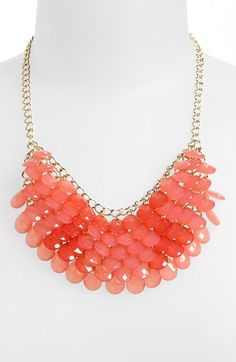 Carole Layered Statement Necklace available at #Nordstrom