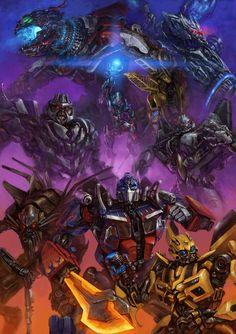 Transformers: ROTF by yutori-custom.deviantart.com on @deviantART