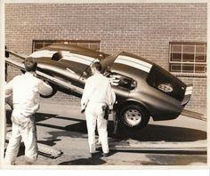 Shelby Daytona Coupe: