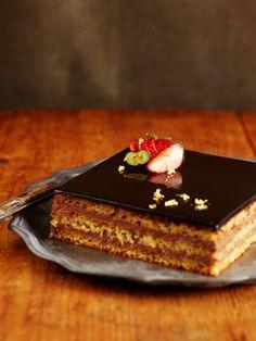 【ELLE gourmet】マクロビオティック・ガトー・ショコラ(チョコレートケーキ)レシピ|エル・オンライン