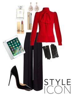 """30"" by halinagonzalez on Polyvore featuring moda, Miss Selfridge, Sonia Rykiel, Ted Baker, Yves Saint Laurent, Dolce&Gabbana, Chanel, Christian Louboutin y Latelita"