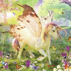 Magical Forest Unicorn 300 PC Jigsaw Puzzle
