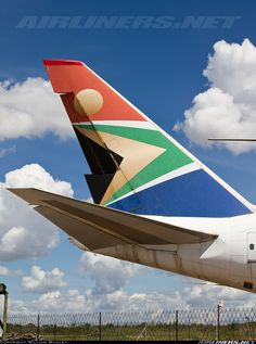 South African Airways Boeing 747SP-44 - Now that's what we call a travel tip!