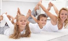 yoga dvd for kids