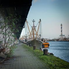 .vissershaven oostende