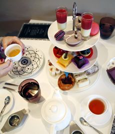 Review: High Tea at French & Mor – Brisbane