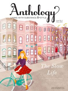 Anthology Magazine Issue 1
