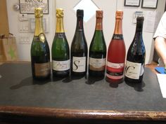 Petit Meunier @thelocalsip tasting at Chambers Street Wines.