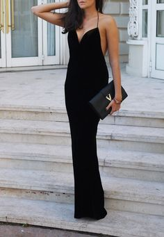 Perfect Black Dress ❤️