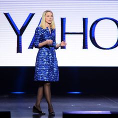 Congratulations to Yahoo CEO Marissa Mayer who just announced that she's pregnant with twin girls