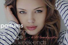 Ventes privées de parfums, cosmétiques et soins de beauté à prix réduits jusqu'à -80%. Le catalogue propose plus de 400 marques et 300 lieux d'exception.