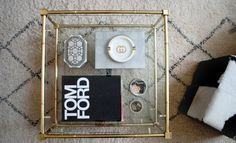 Glitter Guide: Coffee Table